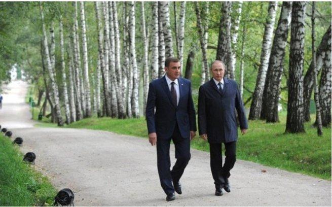 Переживают: Если не Путин, то Дюмин? Или оба сразу?