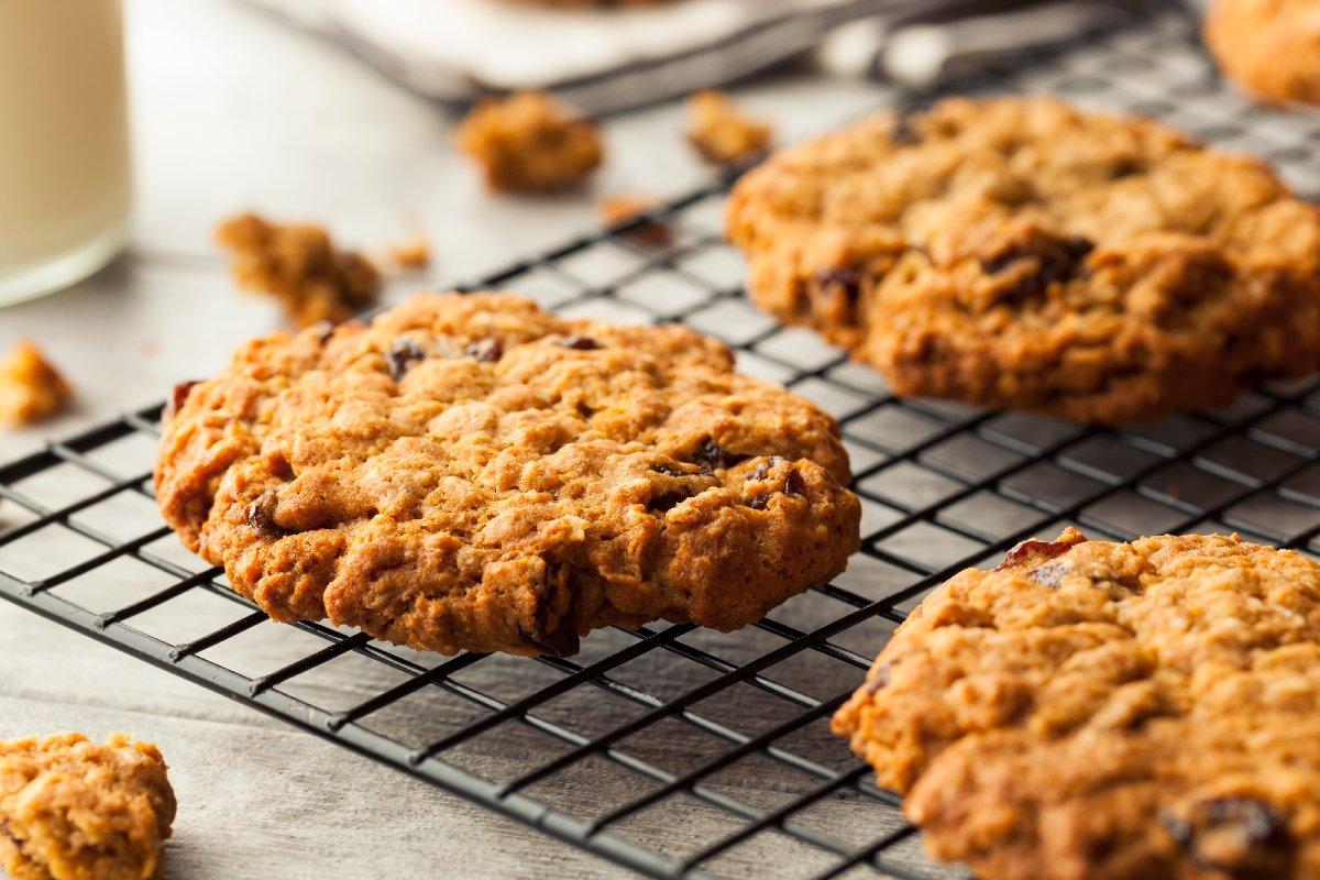 как готовить овсяное печенье