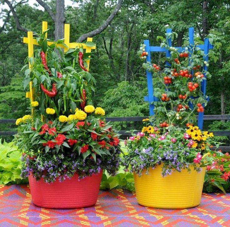 Зачем нужен сад в контейнерах