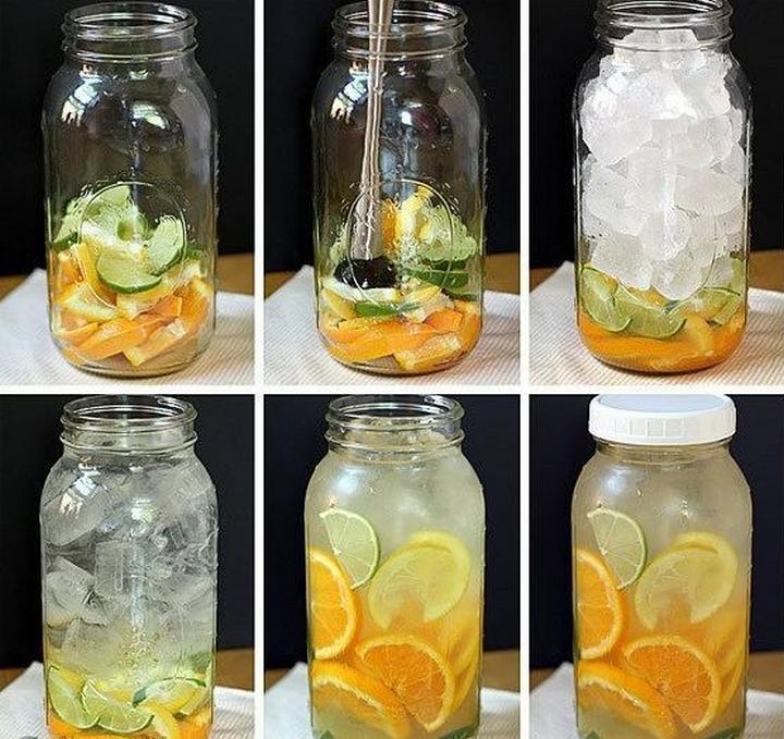 Как самому приготовить натуральные прохладительные напитки