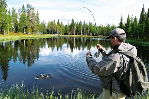 тур рыбалка в финляндии летом 2016 года