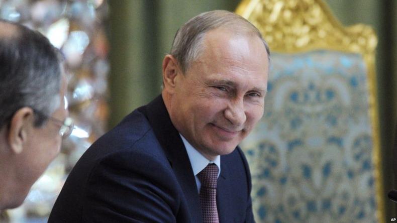 Год триумфов президента Путина