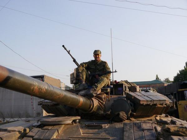 ТОП Сводка боевых действий от сил Сопротивления на 22:15 мск 30 августа 2014