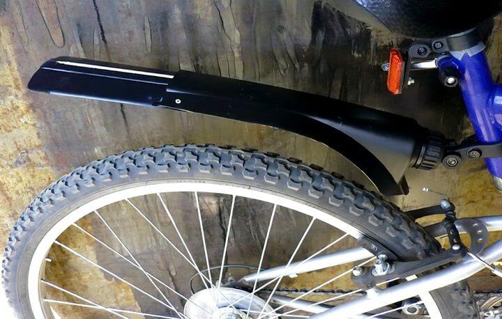 велосипедное крыло