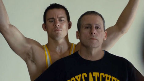 Steve Carell and Channing Tatum star in new Foxcatcher trailer: watch now