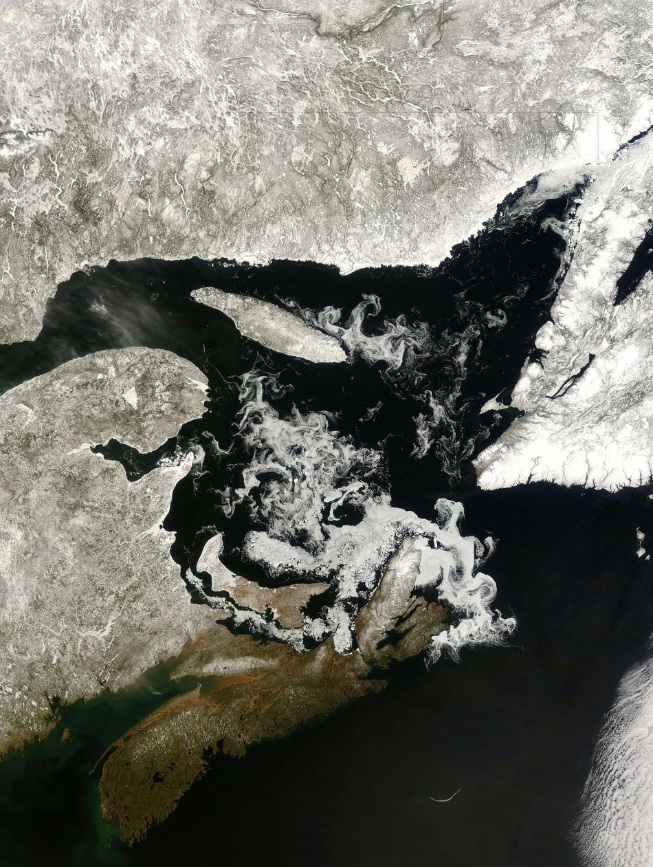 aerials0030 Вид сверху: Лучшие фото НАСА
