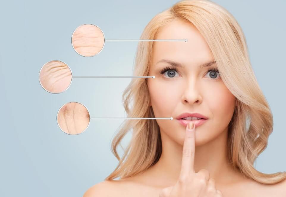 Как избавится от морщин: 7 эффективных методов