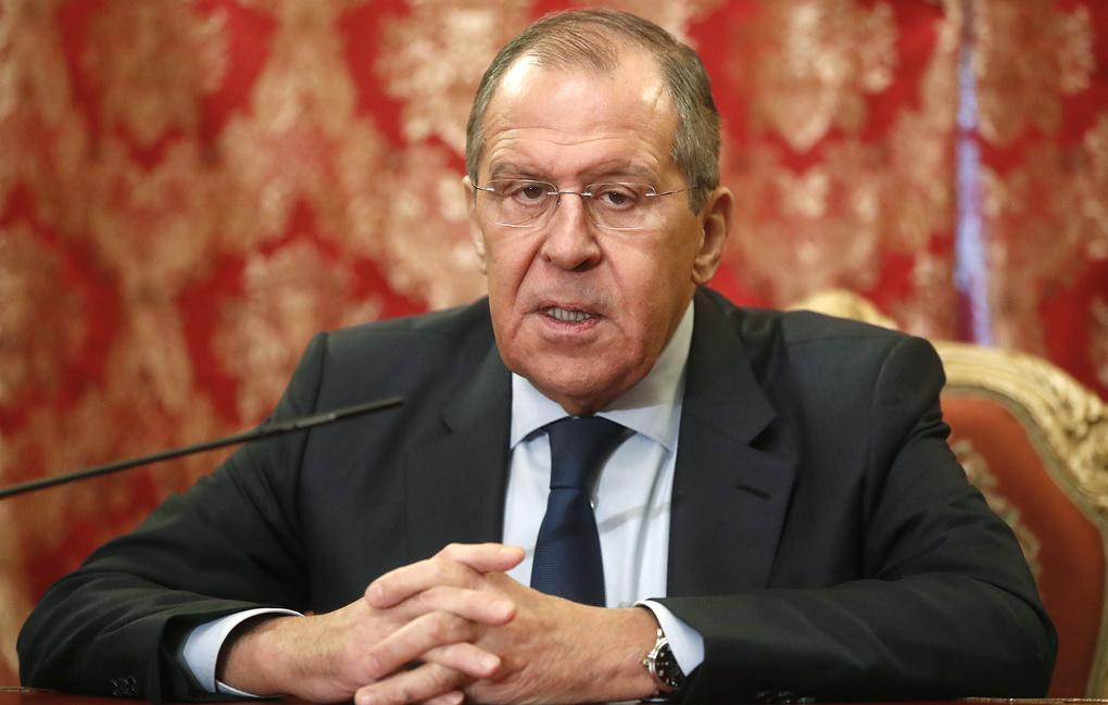 Лавров: суверенитет России над Курилами не обсуждается