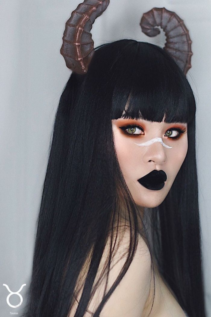 I Created 12 Makeup Looks According To Your Zodiac Signs