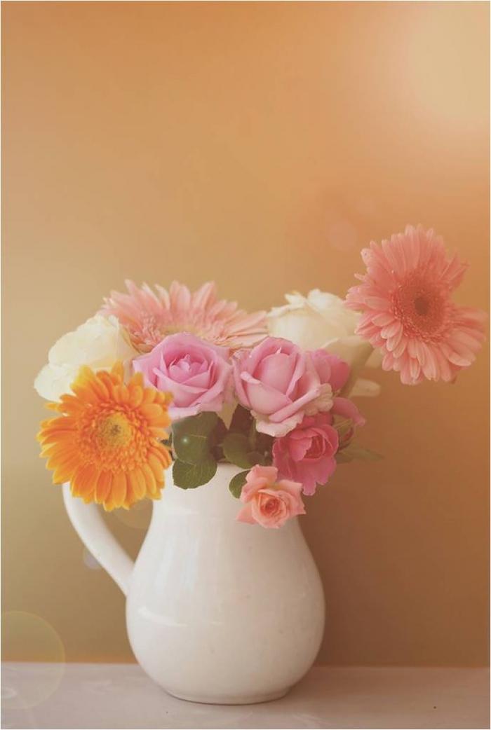 За красоту мы любим розы, их дивный запах, аромат..