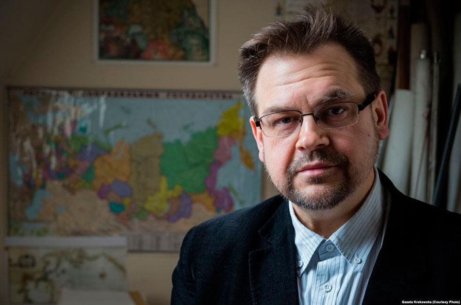 Российский историк отомщен