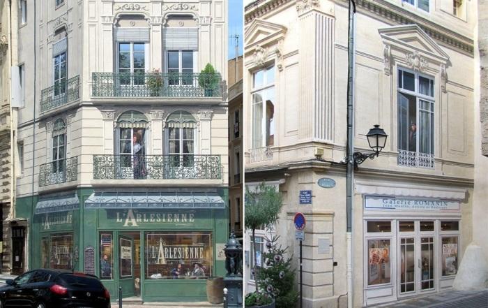 Шедевры Патрика Коммеси и художников-мураллистов уносят в другие эпохи и преображают улицы, на которых находятся. | Фото: flopmee.com.