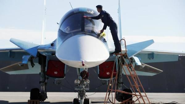 Дальний Восток защитят Су-34 с ракетами-убийцами
