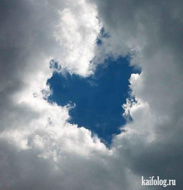 Любовь повсюду (45 фото)