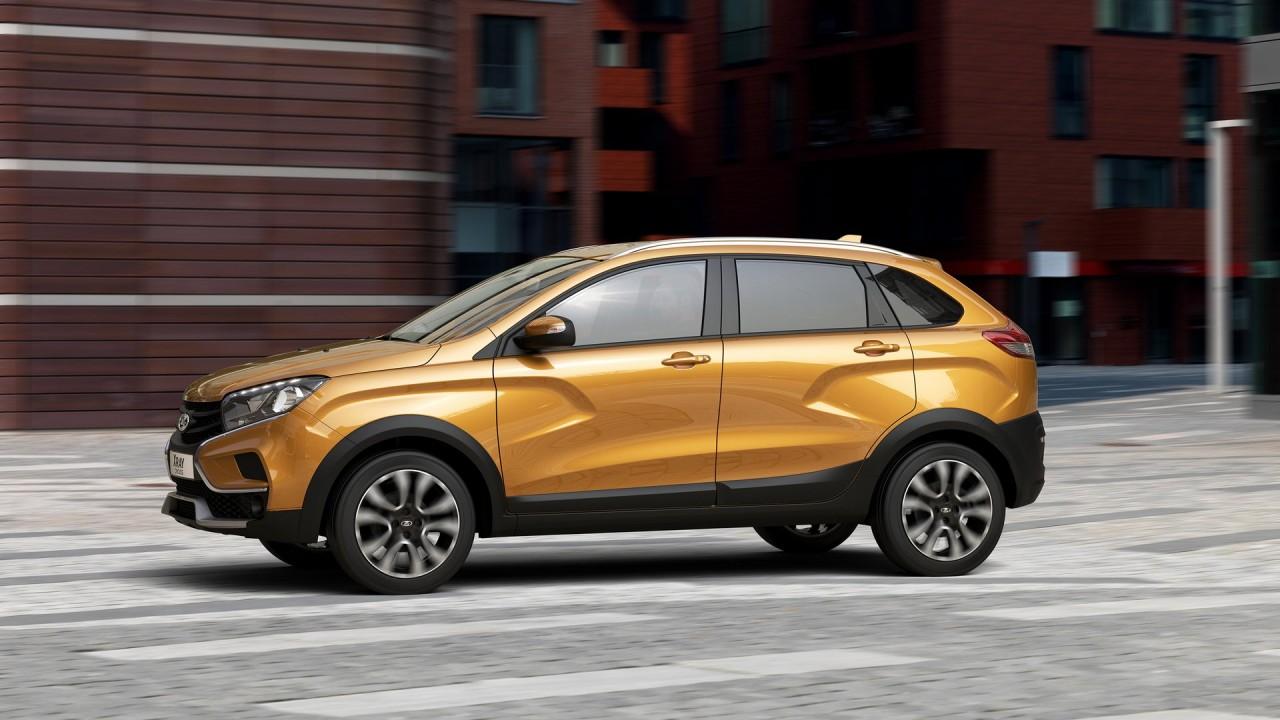 Автохиты ноября: Lada-вседорожник, обновленная Mazda 6 и «дешёвый» Touareg