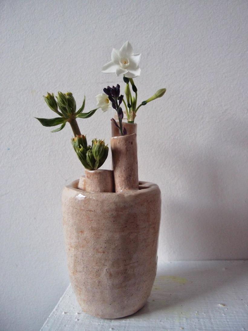 Необычная вазочка от Сесиль Даладье