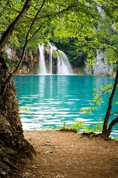 Первозданная красота Плитвицких озер, Хорватия