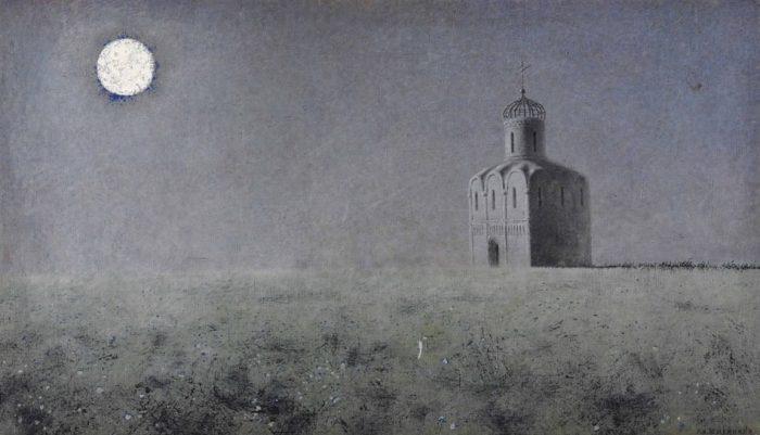 художник Василий Ситников картины - 04