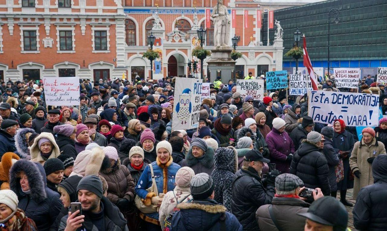 Русский вопрос в Латвии внов…