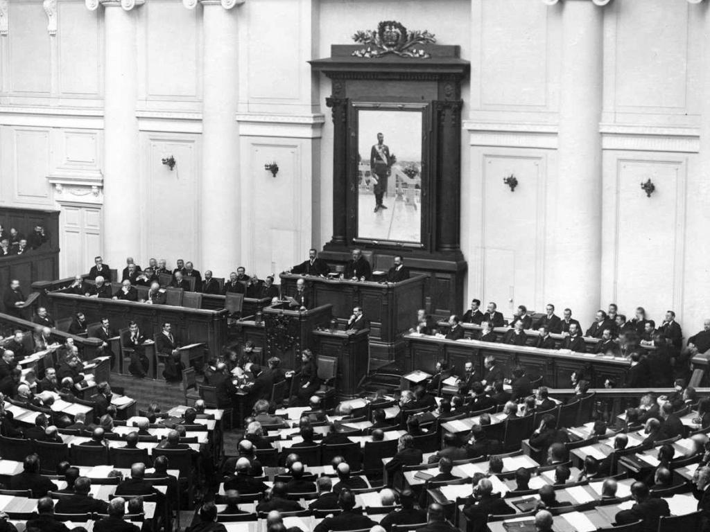 Российские немцы во время Первой мировой войны: в шаге от национальной катастрофы