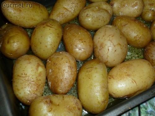 P1100080 500x375 Картофель запечённый по болгарски   Gurmel