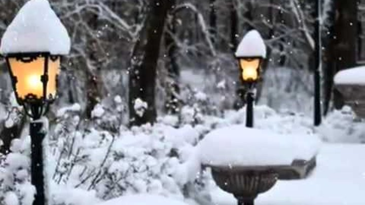 Сальваторе Адамо - Падает снег