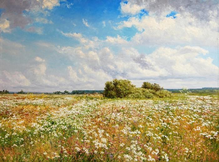 сельский пейзаж Татьяна Черных – 04