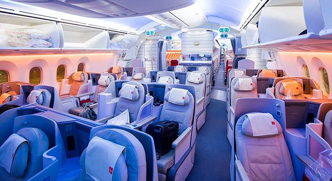 """Будет ли """"самолет мечты"""" Boeing 787 летать в России"""