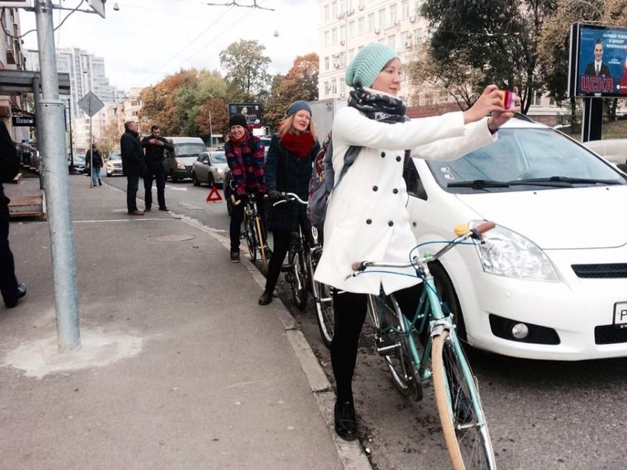 Велодорожек не будет, расходимся
