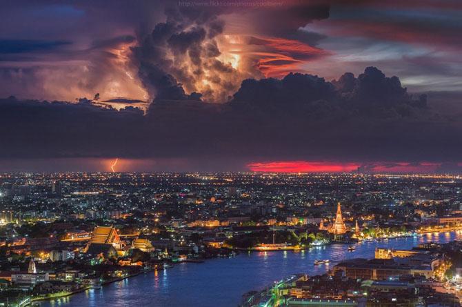 Прекрасные фото, демонстрирующие мощь и красоту стихии