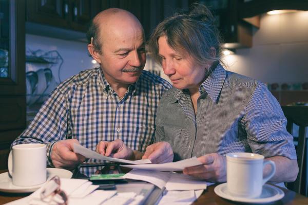 Новогодний подарок пенсионерам России
