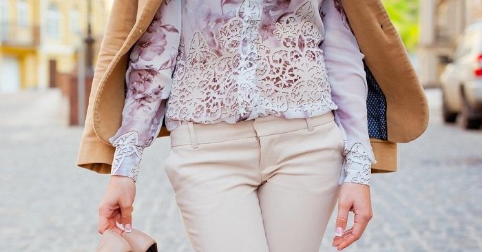 разница между блузкой и рубашкой