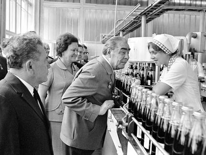 Пепси в СССР
