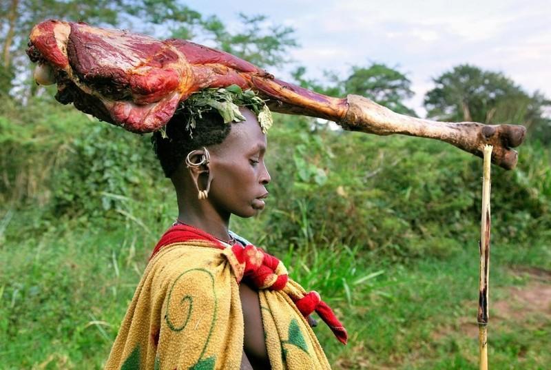 Расскажи им, как ты сегодня устала варить пельмени! африка, женщины, нигерия