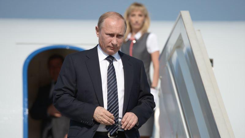 Владимир Путин: Украина погрузилась в кровавый хаос, в братоубийственный конфликт