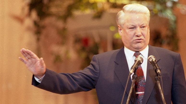 Стало известно, как в 1996 году американцы и Клинтон ковали победу Ельцина