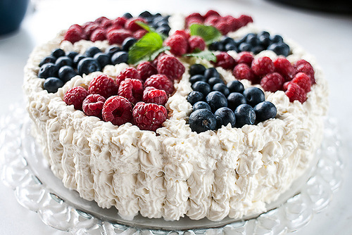 Как быстро украсить торт в домашних условиях