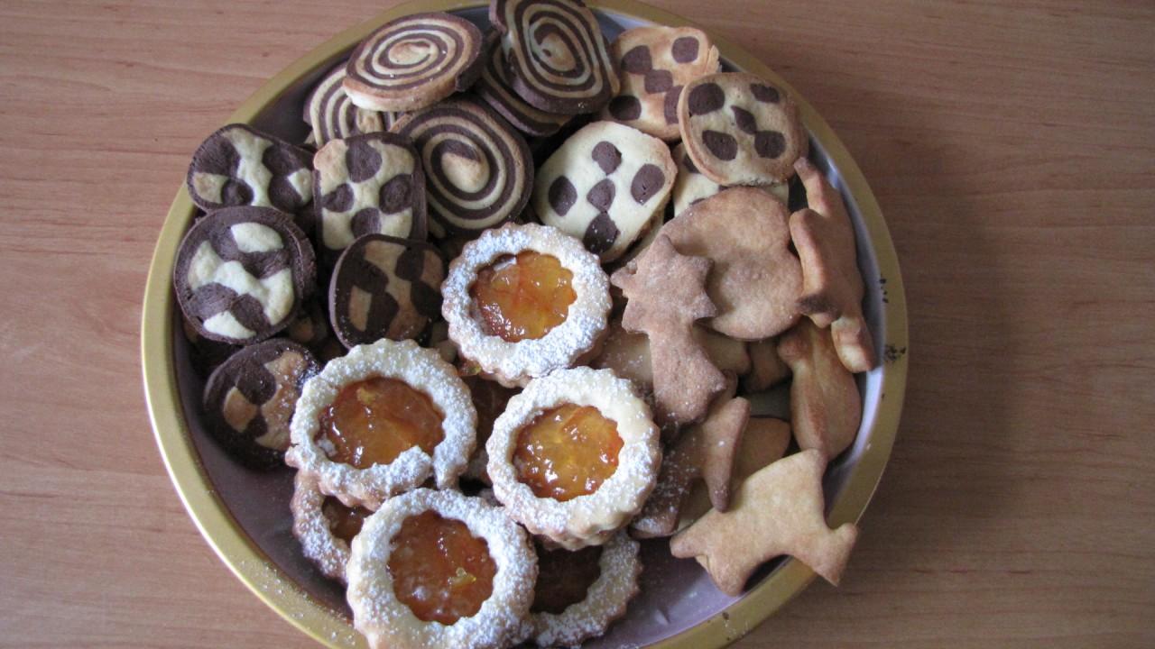 Печенье в разных вариациях