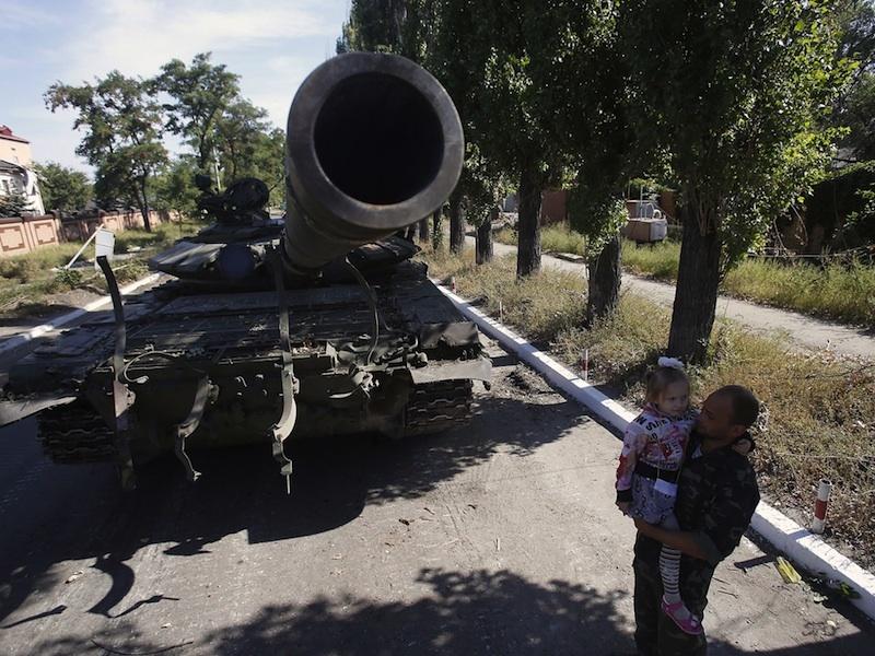 ТОП Сводка от сил Сопротивления по состоянию на 11.00 мск 1 октября 2014 г