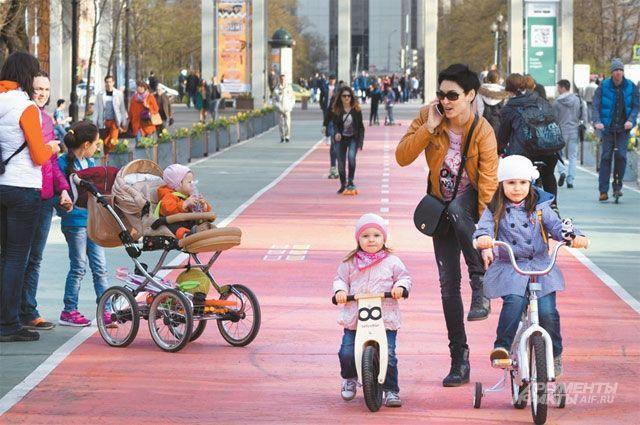 Фестиваль «Ворвись в весну» привлек в столичные парки 530 тысяч человек