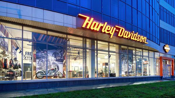 Harley-Davidson в сердце Сибири - Фото 1