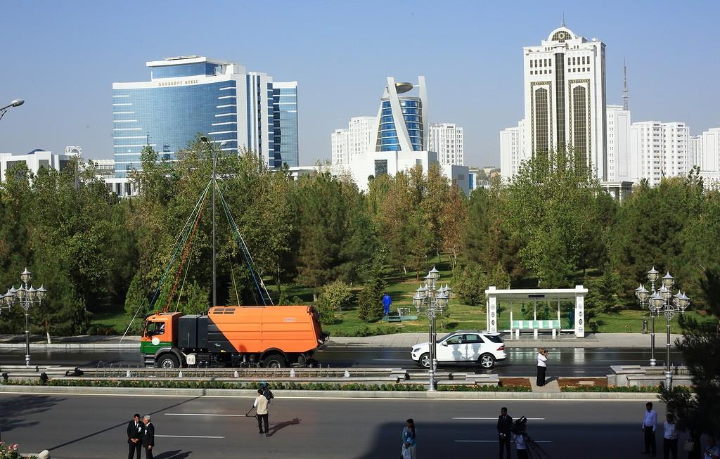 Ashgabat16 Ашхабад сегодня