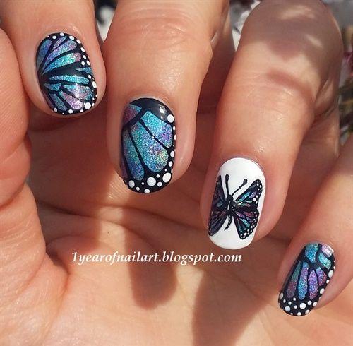 «Крылья бабочки» — 32 восхит…