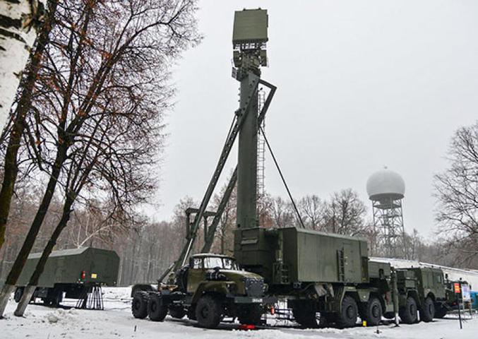 В 2017 году в Радиотехнические войска ВКС России было поставлено более 70 новых РЛС