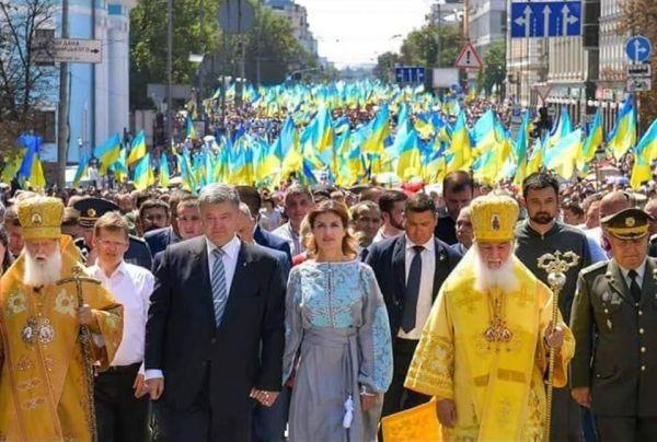 Украина: хотели томос – получили тубус