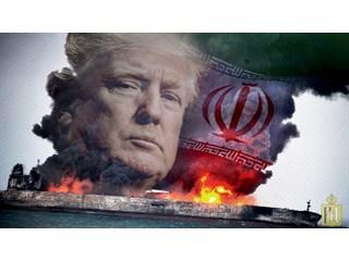 Иран в бушующем американском море