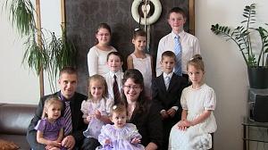 Почему русскую мать 9-ти дет…