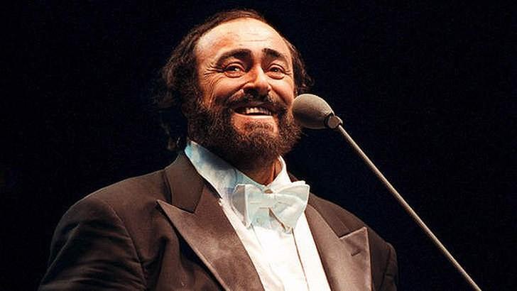 Pavarotti16 С днем рождения, Маэстро: навсегда живой Лучано Паваротти