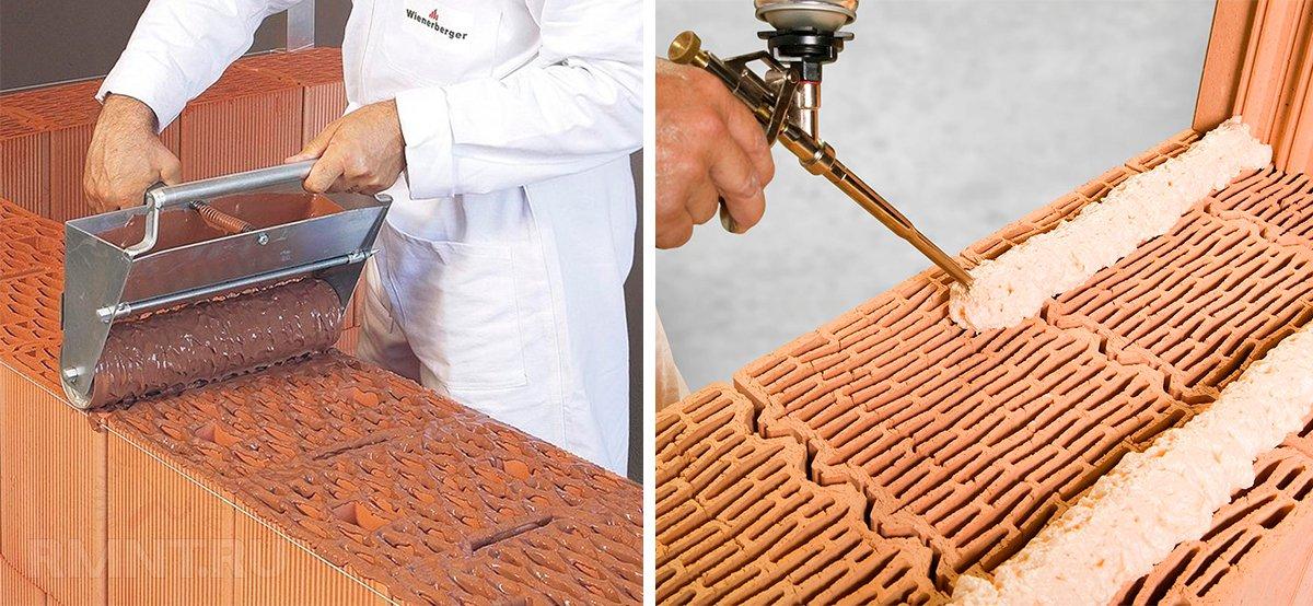 Дом из поризованного керамоблока или теплой керамики