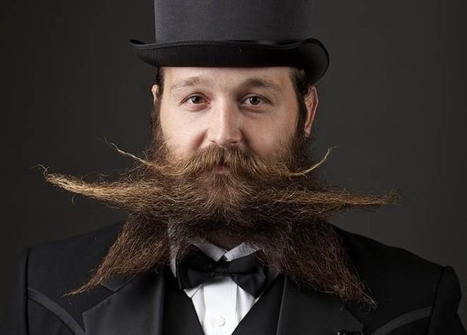 moustaches00 Чемпионат мира по бороде и усам — 2014